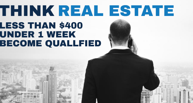 Why study your real estate courses online?